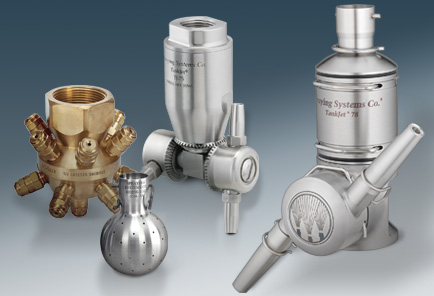 Check out our Tank Cleaning Nozzles