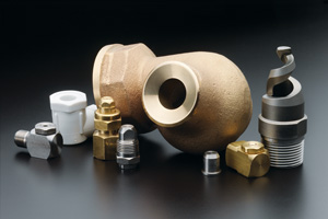 product grouping of hollow cone nozzles