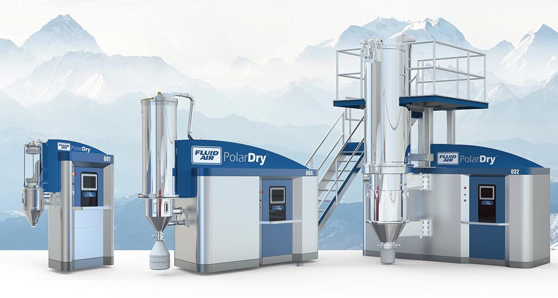 PolarDry Spray Dry System Technology