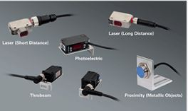 sensor options for Autojet spray controllers