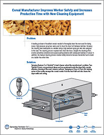 CS171 Cereal Mfg Improves Safety