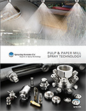 Spray Technology For Papermaking Spraying Systems Co