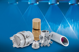 spray solutions for paper industry