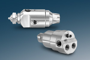 stainless steel automatic spray nozzles