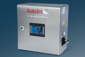 AutoJet Model 2008+ spray control panel