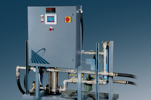 AutoJet gas cooling system
