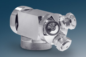 stainless steel fluid bed nozzle