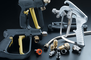 product grouping of spray gun products