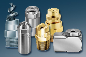 product grouping of standard spray nozzles