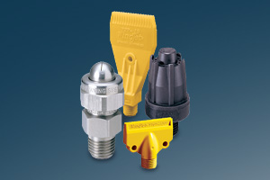 product grouping of WindJet nozzles