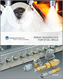 Spray Technology For Steel Mills Spraying Systems Co
