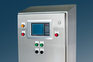 AutoJet Model 2250+ spray control panel