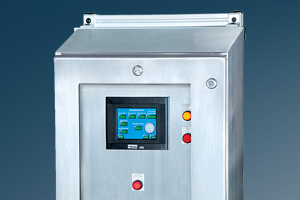 AutoJet food safety spray system for antimicrobials