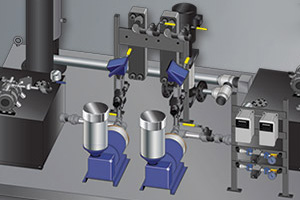 AutoJet oiling system