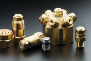 product grouping of hydraulic fine spray nozzles