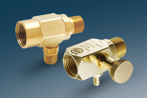 brass siphon injectors