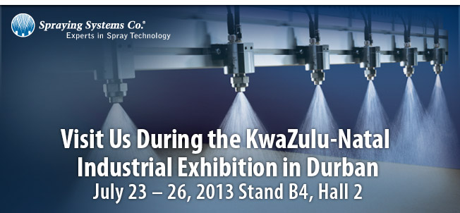 Visit Us During the KwaZulu-Natal Industrial Exhibition in Durban